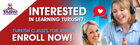 Turkish Class for Adults