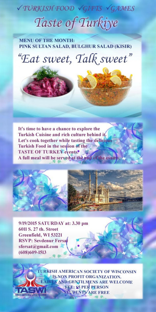 taste of turkiye 9-19-2015